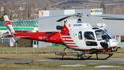 HB-ZCZ - Eurocopter AS 350B3 Ecureuil - Air-Glaciers