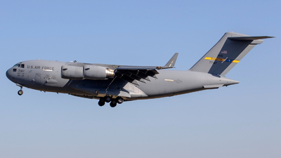 07-7187 - Boeing C-17A Globemaster III - United States - US Air Force (USAF)