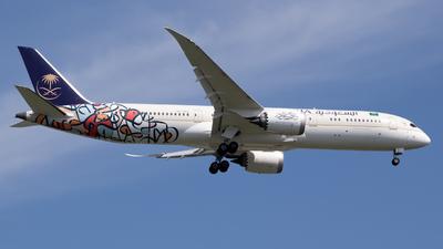 HZ-AR13 - Boeing 787-9 Dreamliner - Saudi Arabian Airlines