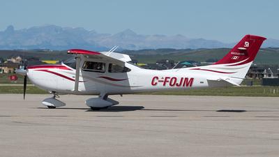 A picture of CFOJM - Cessna 182T Skylane - [18282103] - © Mike MacKinnon