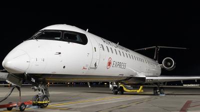 A picture of CFDJZ - Mitsubishi CRJ900LR - Air Canada - © Bharath Manvi