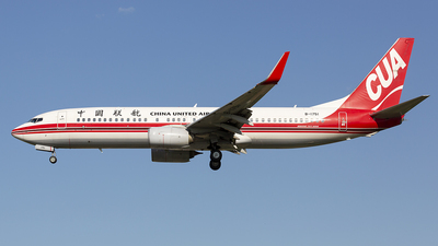 B-1751 - Boeing 737-89P - China United Airlines