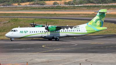 PR-MPW - ATR 72-212A(500) - MAP Linhas Aéreas