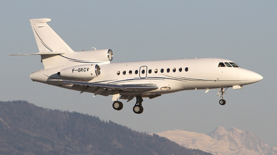 F-GRCV - Dassault Falcon 900DX - Private