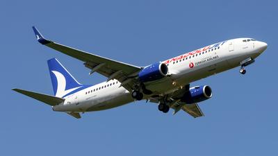 TC-JGV - Boeing 737-8F2 - AnadoluJet