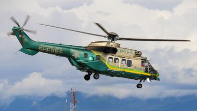 N951LB - Aérospatiale AS 332L1 Super Puma - United States - Los Angeles County Sheriff