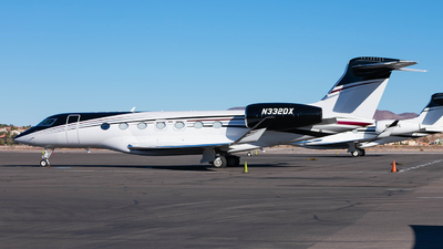 N332DX - Gulfstream G600 - Private
