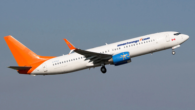 C-FYLC - Boeing 737-8BK - SmartWings (Sunwing Airlines)