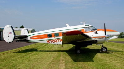 N700TN - Beech 18H - Private