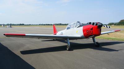A picture of GBWTG - De Havilland Canada DHC1 Chipmunk - [C1/0119] - © Paul Stam