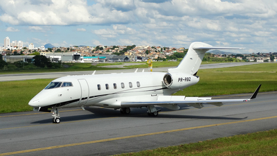 PR-RBZ - Bombardier BD-100-1A10 Challenger 300 - Private