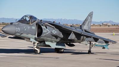 165006 - McDonnell Douglas AV-8B+ Harrier II - United States - US Marine Corps (USMC)