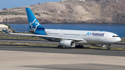 OY-VKK - Airbus A330-243 - Thomas Cook Airlines Scandinavia (Air Transat)