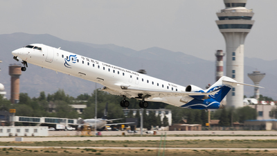 B-3381 - Bombardier CRJ-900LR - China Express Airlines