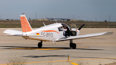 EC-BFO - Piper PA-28-180 Cherokee C - Private