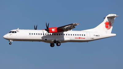 F-WWEX - ATR 72-212A(600) - Malindo Air
