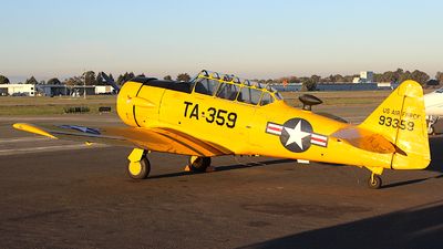 N918AT - North American T-6G Texan - Private