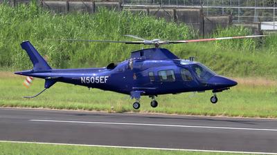 N505EF - Agusta-Westland AW-109E Power Elite - Private