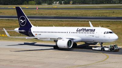 D-AINO - Airbus A320-271N - Lufthansa