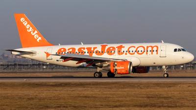 G-EZAI - Airbus A319-111 - easyJet