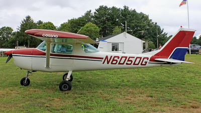 N6050K - Cessna 150K - Private