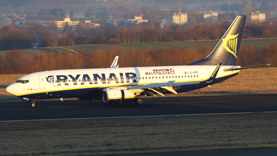EI-EPD - Boeing 737-8AS - Ryanair