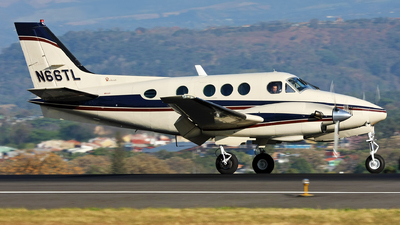 N66TL - Beechcraft C90 King Air - Private