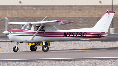N757SC - Cessna 152 - Private