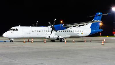 A picture of EISLZ - ATR 72202(F) - ASL Airlines Ireland - © Milan Cibulka