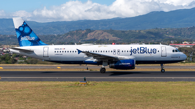 A picture of N656JB - Airbus A320232 - JetBlue Airways - © Cristian Quijano