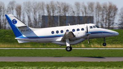 PH-HCI - British Aerospace Jetstream 31 - AIS Airlines