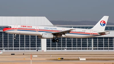 B-6923 - Airbus A321-231 - China Eastern Airlines