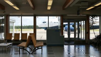 EFSA - Airport - Terminal