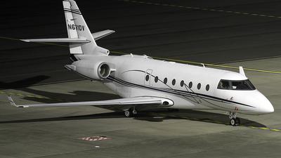 N631DV - Gulfstream G200 - Private
