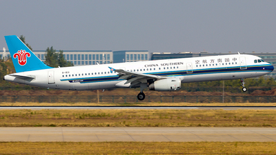 B-1831 - Airbus A321-231 - China Southern Airlines