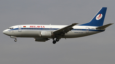 EW-336PA - Boeing 737-3Q8 - Belavia Belarusian Airlines