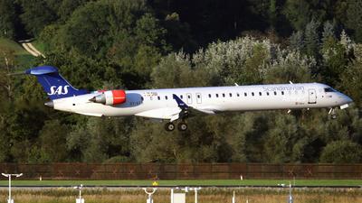 OY-KFB - Bombardier CRJ-900 - Scandinavian Airlines (SAS)