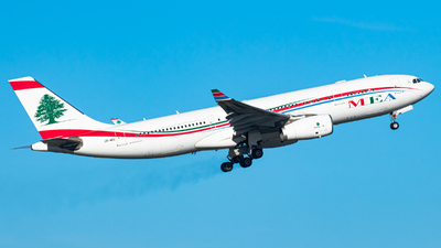 OD-MEE - Airbus A330-243 - Middle East Airlines (MEA)