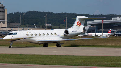 N566NS - Gulfstream G650ER - Private