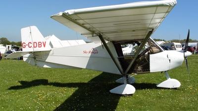 G-CDBV - Skyranger 912S(1) - Private