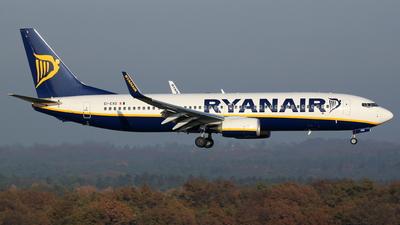 EI-EXD - Boeing 737-8AS - Ryanair