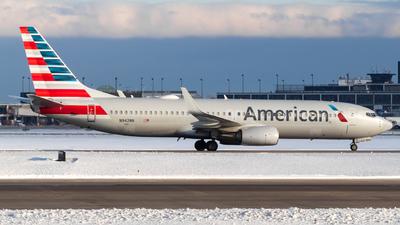 N942NN - Boeing 737-823 - American Airlines