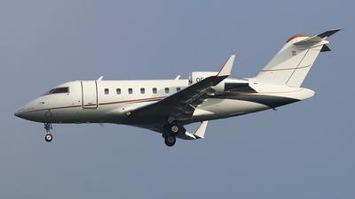 OE-LUA - Bombardier CL-600-2B16 Challenger 650 - Private
