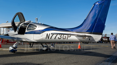 N773GP - Cirrus SR22T - Cirrus Design Corporation