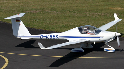 A picture of DKBEK - Diamond Aircraft Industries	HK36TTC Super Dimona - [036696] - © Daniel Schwinn