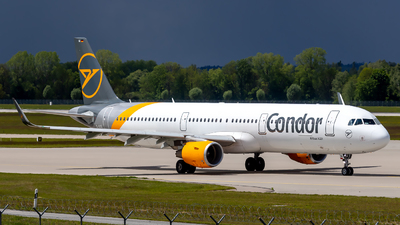 A picture of DAIAI - Airbus A321211 - Condor - © Martin Tietz