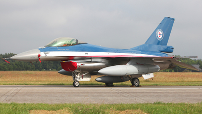686 - General Dynamics F-16AM Fighting Falcon - Norway - Air Force