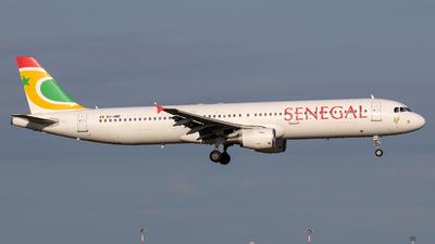 6V-AMD - Airbus A321-211 - Air Senegal