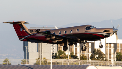 N412CU - Pilatus PC-12/45 - Guardian Flight