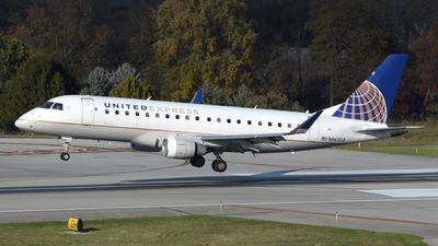 A picture of N86324 - Embraer E175LR - United Airlines - © DJ Reed - OPShots Photo Team